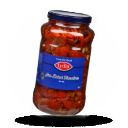 Sonnengetrocknete Tomaten In Öl