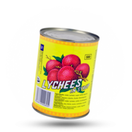 Lychees In leichtem Sirup