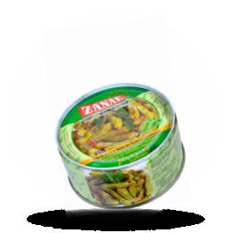 Gekochte Okra In Tomatensoße