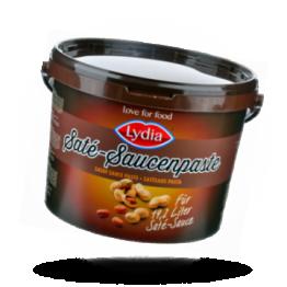 Saté-Soßen-Paste Paste für Erdnußsauce