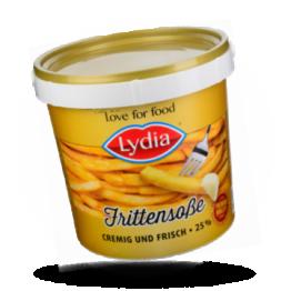 Frittensoße Premium Cremig und frisch, 25%