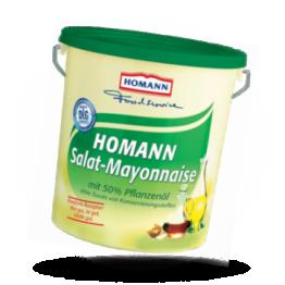 Mayonnaise 50% Pflanzenöl