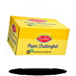 Palm Frittierfett  € 8,99 pro Karton 100% pflanzlich