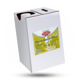 Frittieröl Box in Box 100% natürlich