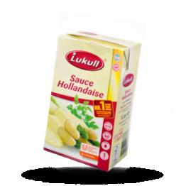 Sauce hollandaise Sahnig zart und frisch
