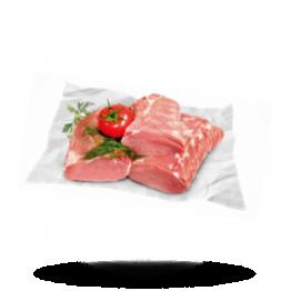 Schweinelachse Ohne Knochen, tiefgefroren