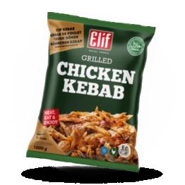 Hähnchen-Kebab Halal, tiefgefroren