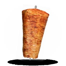 Shawarma-Spieß Schweinefleisch, extra gewürzt, tiefgefroren