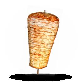 Dönerspieß Hähnchenfleisch, tiegefroren