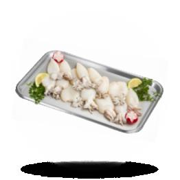 Sepia Tintenfisch 61/UP, gesäubert o. Knochen, tiefgefroren