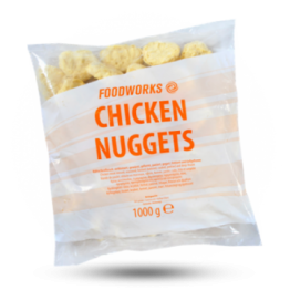 Chicken Nuggets Tiefgefroren
