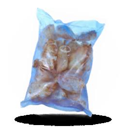 Gegarte Hähnchenbrustfilet 90-110g, tiefgefroren