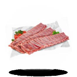 Spareribs Schweinefleisch, tiefgefroren