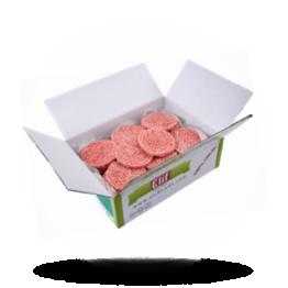 Hamburger Gewürzt, Halal, tiefgefroren