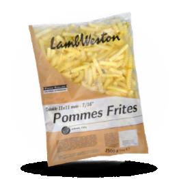 Pommes frites F77 Crinkle tiefgefroren