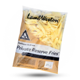 Private Reserve Fries F69 9x18mm Steakhouse tiefgefroren