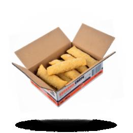 Schawarma-Rolle Snack mit Schawarmafleisch, tiefgefroren