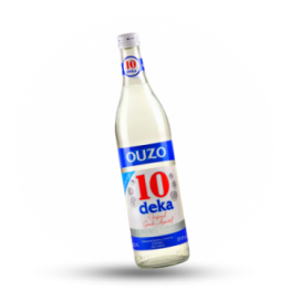 Deka Ouzo 10 Griechisches Anisgetränk