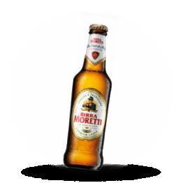 Birra Moretti Authentisches Italienisches Bier