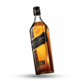 Johnnie Walker Black Label Whisky 12 Jahre
