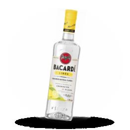 Bacardi Limon Mit Citrus Aroma