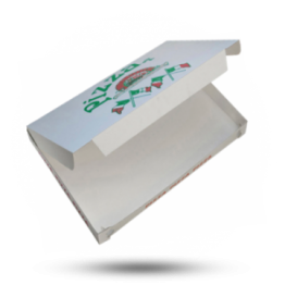 Pizzabox 60x60x5cm, Fam., Kraft