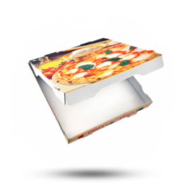 Pizzabox 29x29x4cm Francia Kraft
