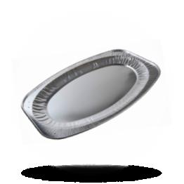 Aluminium Gastronomie-Schalen Ø 35cm SP Oval