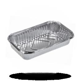 Aluminium Schalen 685cc, 185 x 93 x 49mm 670B/900B (R13)
