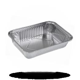 Aluminium Schalen 850g