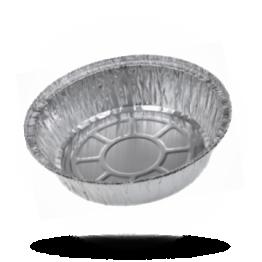 Aluminium Schalen C801 (C770L) , rund, Ø 17cm