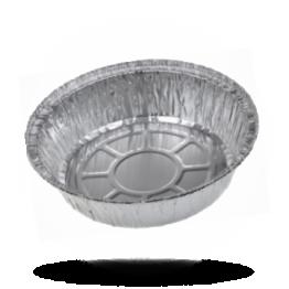 Aluminium Schalen Rund, 1025cc, Ø 20cm / 40mm Hoch