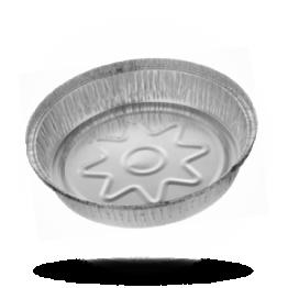 Aluminium Schalen Rund, 1450cc, Ø 23cm / 40mm Hoch