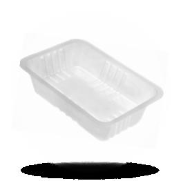 Schalen A50/30, Kunststoff, weiß