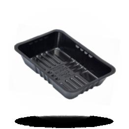 Plastik Schalen A50/30 schwarz