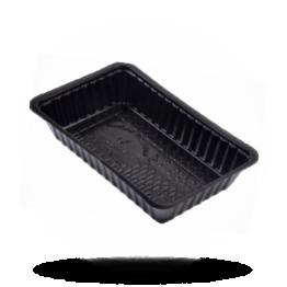 Plastik Schalen A14 schwarz