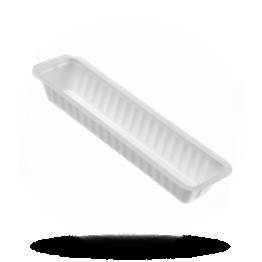 Plastik Schalen A16S weiß