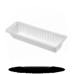 Plastik Schalen A16N weiß