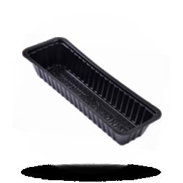 Schalen A16N, kunststoff, schwarz