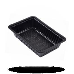 Schalen A23, Kunststoff, schwarz