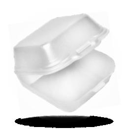 Hamburgerbox IP7, weiß