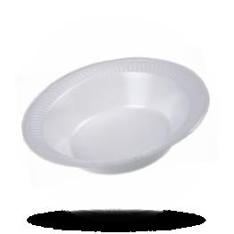 Salatschalen B2 weiß