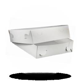 Schwanenhals Gebäck Box 30x30x8cm
