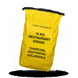 Holzkohle Spezielle Gastronomiequalität, FSC Zertifiziert