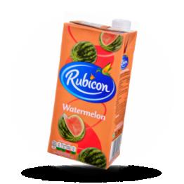 Wassermelone Saft Sehr erfrischend, kühl servieren