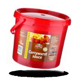 Premium Currywurstsauce Fruchtig-scharf, perfect zur Currywurst