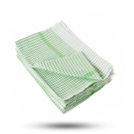 Geschirrtuch Grün, 75x50cm
