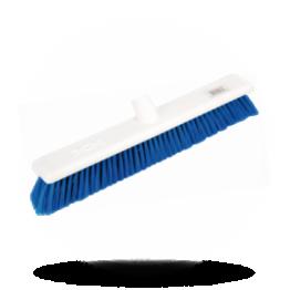 Besen Farbkodiert, blau, 45cm