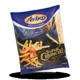 Frites H SuperCrunch Tiefgefroren, 9,5mm, 3/8, Halal