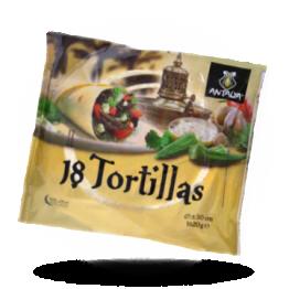 "Tortilla Dürüm Ø 30cm (12""), Halal"